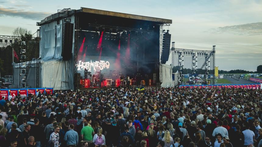 Svenska festivaler långtifrån jämställda
