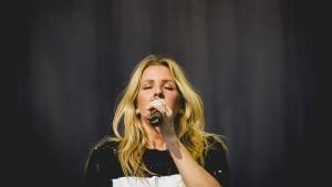 Ellie Goulding - Bråvalla festival, Norrköping, 170701