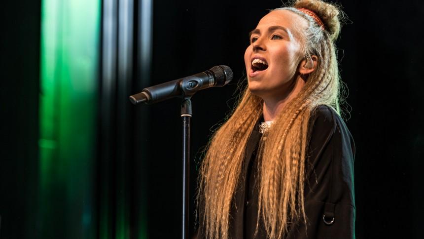 PREMIÄR: Sofia Jannok om en minnesvärd Bon Iver-historia