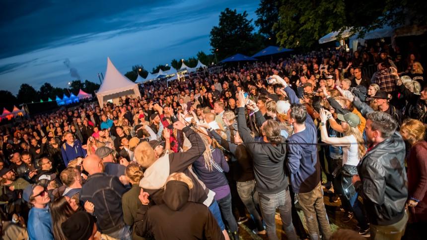 Festival dras med miljonskulder –efter omstart