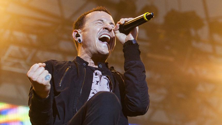 Linkin Park-sångarens första band återförenas – med hans son på sång