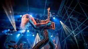 Hammerfall - HelgeåFestivalen 2017
