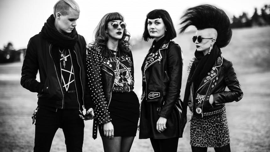 MIN SPELLISTA: Klubb Döds Adina Hargeby serverar goth