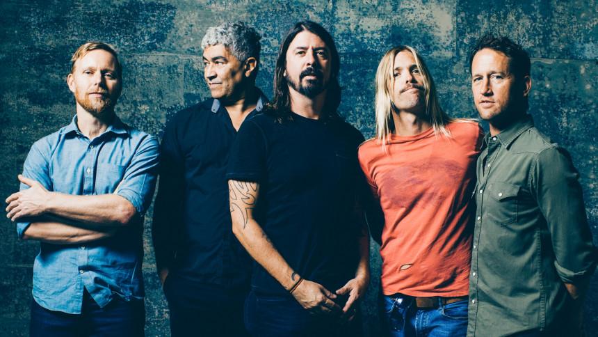 Foo Fighters med glatt besked