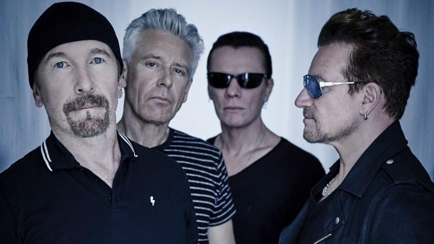 U2 till Skandinavien