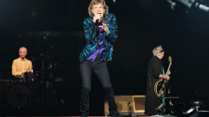 The Rolling Stones - Friends Arena, Stockholm, 171012