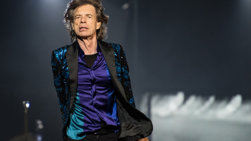 Rolling Stones turné skjuts upp – Mick Jagger sjuk