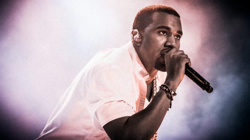 Kanye West med oväntat projekt