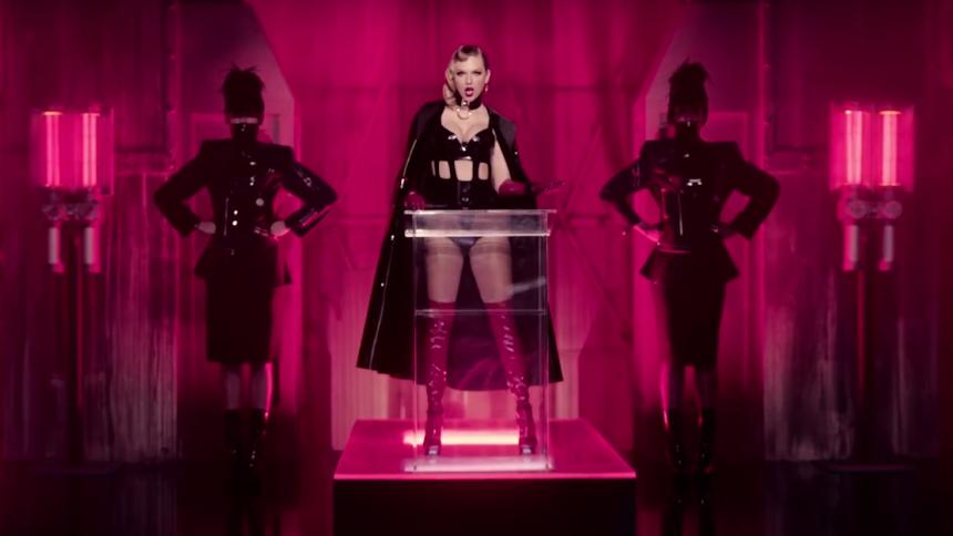Taylor Swift med nytt Spotify-utspel