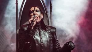Marilyn Manson - Annexet, Stockholm, 171114