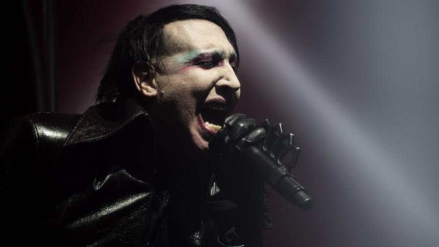 Marilyn Manson avslöjar äcklig hemlighet