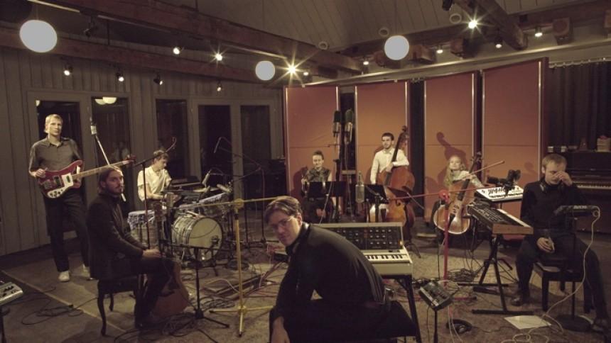 Solen släpper ny singel – inspelad i berömd studio