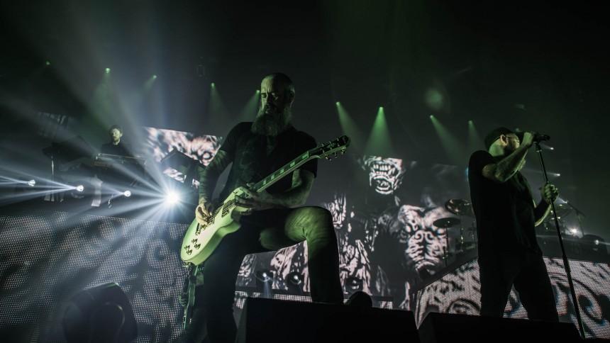 In Flames festival bjuder på förfest + mystiskt band