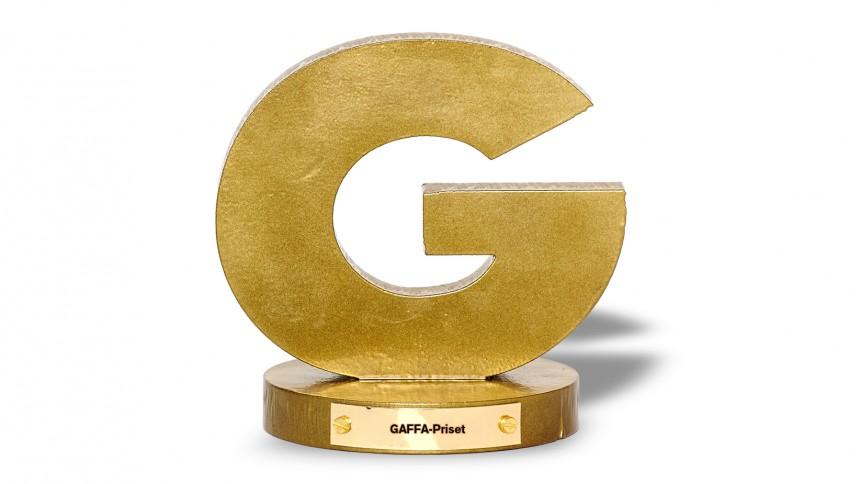 GAFFA-Priset livestreamas – här ser du galan