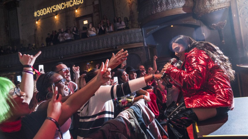 REPORTAGE: Oljud och talang i Obama Town