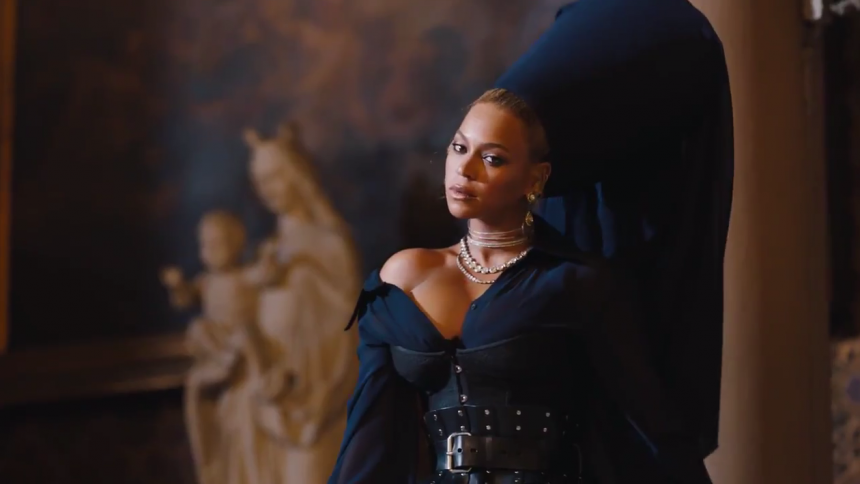 Släpper Netlix ny Beyoncé-dokumentär?