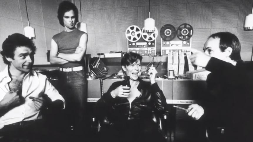 Bowie, Pop och Cave – i film om mytisk studio