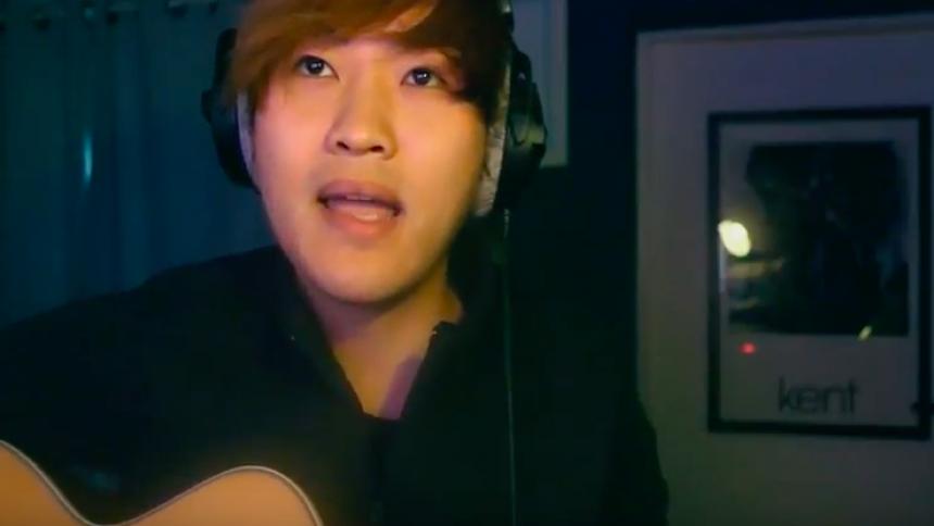 Hör sydkoreanen tolka Kent helt exemplariskt