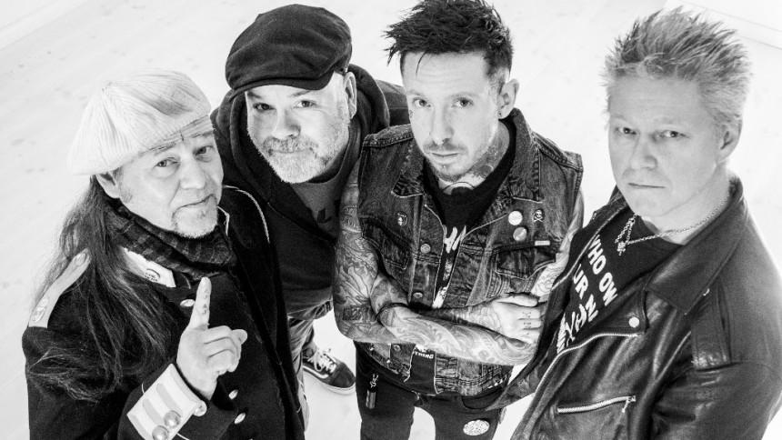 Svenska punkikoner firar 40 – med nytt och gammalt
