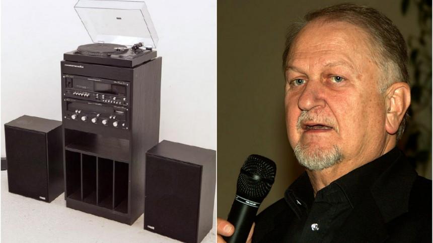 Nu kan du buda hem Siewert Öholms stereoanläggning