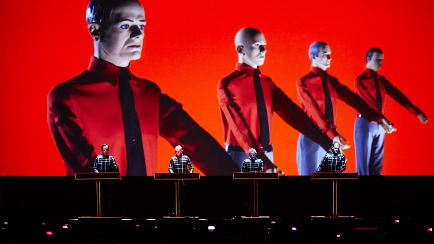 Kraftwerk till Sverige
