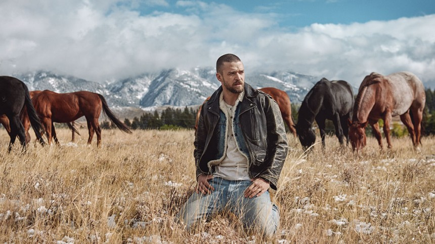 Justin Timberlake till Sverige