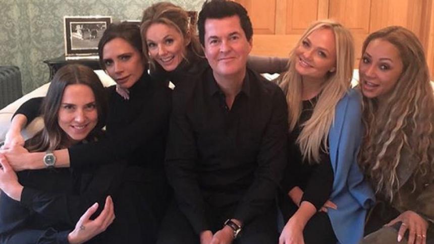Spice Girls samlat igen