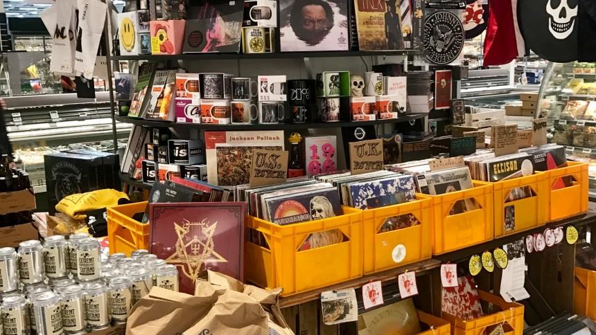 Matbutik skapar musikfestival