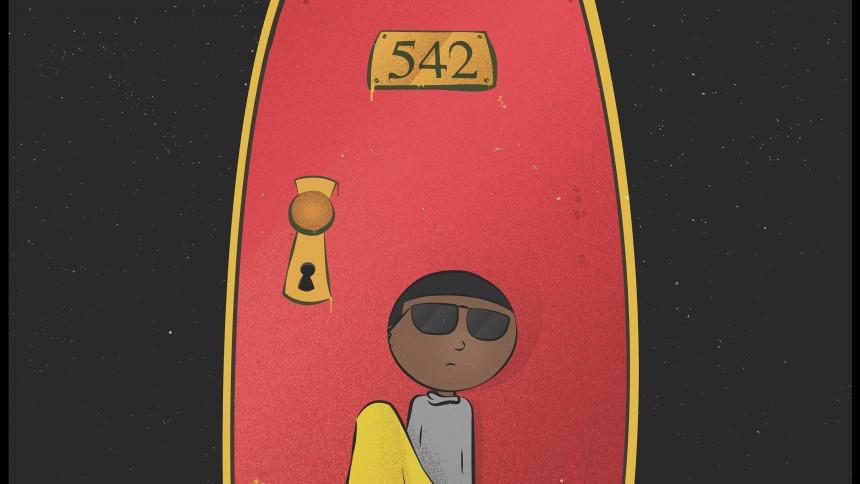 PREMIÄR: Vad händer i Room 542?