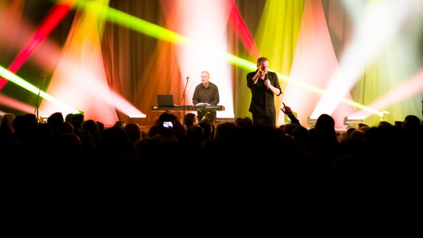 Orchestral Manoeuvres In The Dark till Sverige