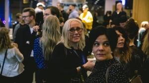 Gaffa-Priset 2018 - Mingel, Flygeln, Norrköping, 180210