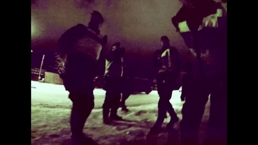 Ny vaktfilm visar hela våldshändelsen – med GAFFA-galan-artisten