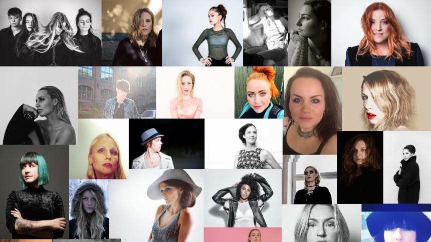 56 svenska artister släpper låt om #metoo