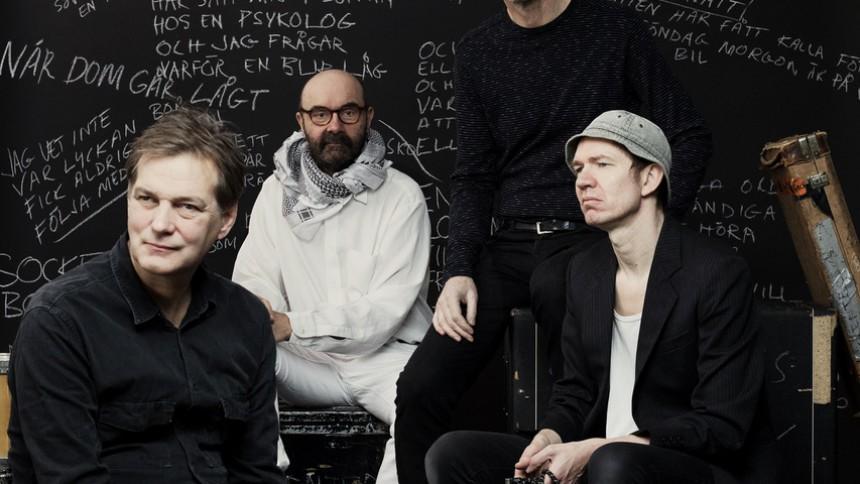 Kultbandet släpper sitt första album på 7 år