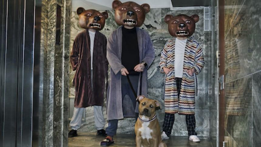 Teddybears är tillbaka
