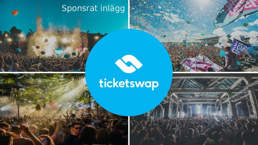 Nytt sätt att sälja och köpa biljetter – säkert, rättvist och enkelt