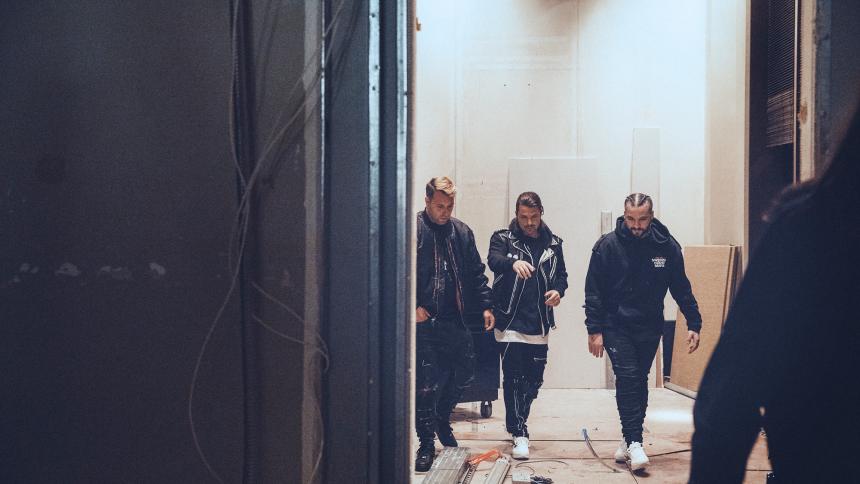 Swedish House Mafia slog Kents rekord