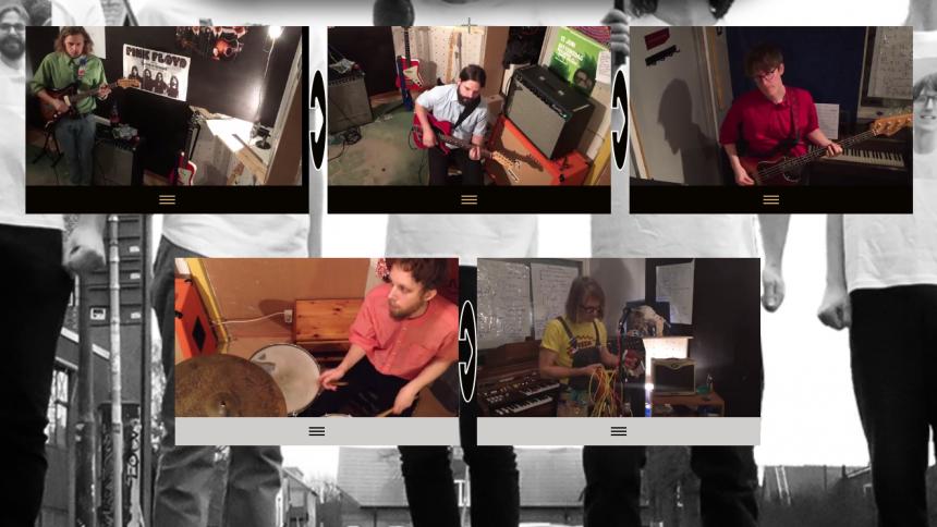 Svenska punkare skickar ut video – där du måste tajma in allt