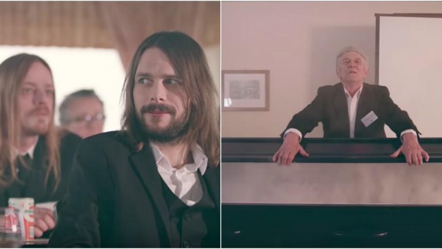 Graveyard med ny singel och video – det ballar ur på konferens