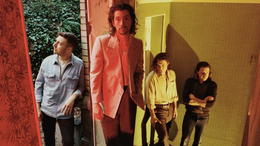 Arctic Monkeys med oväntad lanseringsplan