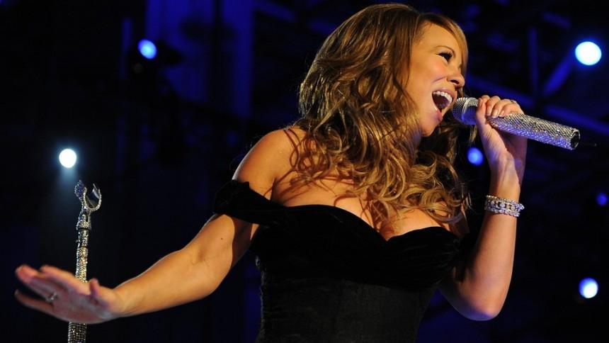 Mariah Carey led i tystnad – fram tills nu