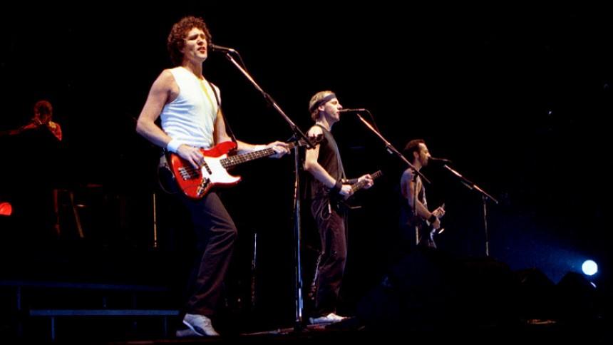 Dire Straits dissade – fick presentera sig själva