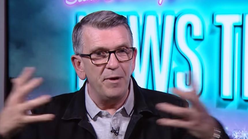 """Se The Smiths-trummisen spela """"Är Morrissey rasist?""""-spelet"""