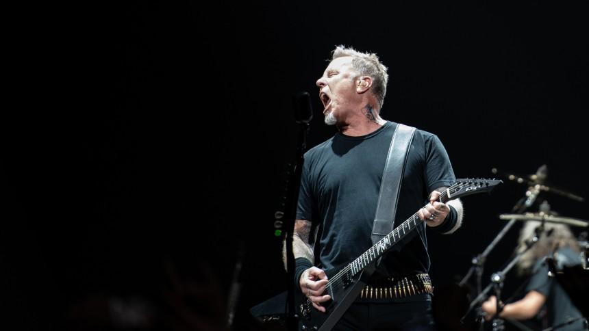Metallica slår rekord i Sverige