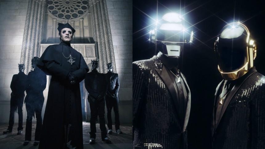 "Ghost om ""Daft Punk-metoden"" på nya albumet"