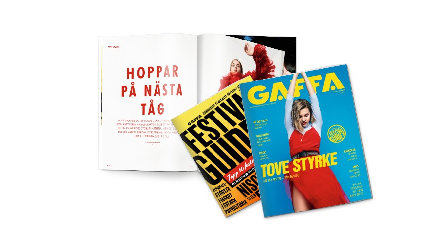 Nytt nummer + Festivalguide ute nu!