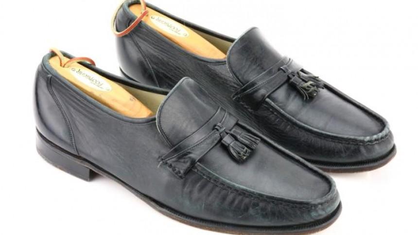 Popkungens skor under klubban