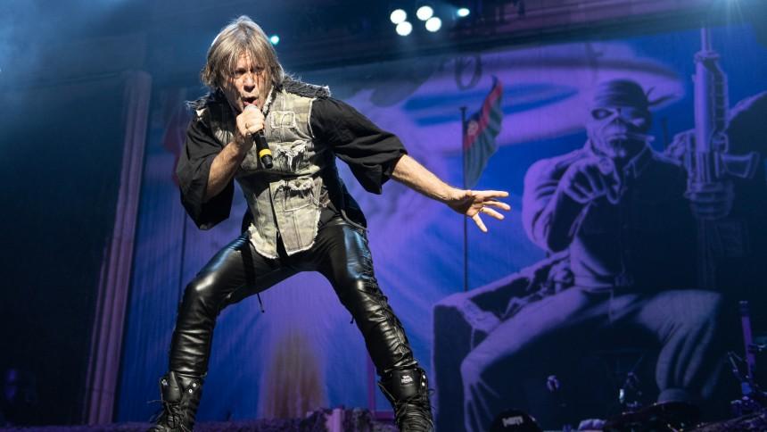 MEST LÄST: Bruce Dickinson vägrar bli invald i Rock & Roll Hall Of Fame