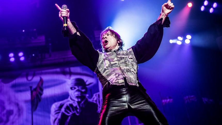 """Iron Maiden till Sverige – """"vi är exalterade över att komma tillbaka"""""""