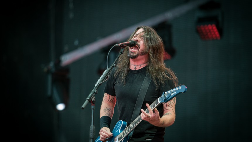 Foo Fighters till Skandinavien
